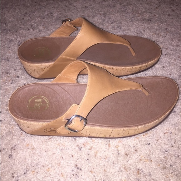 6ac7e55259e Fitflop Shoes - New Fitflop sandals size 10